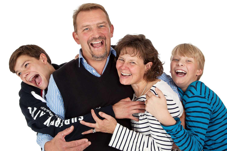 Family Portrait Studio 0031