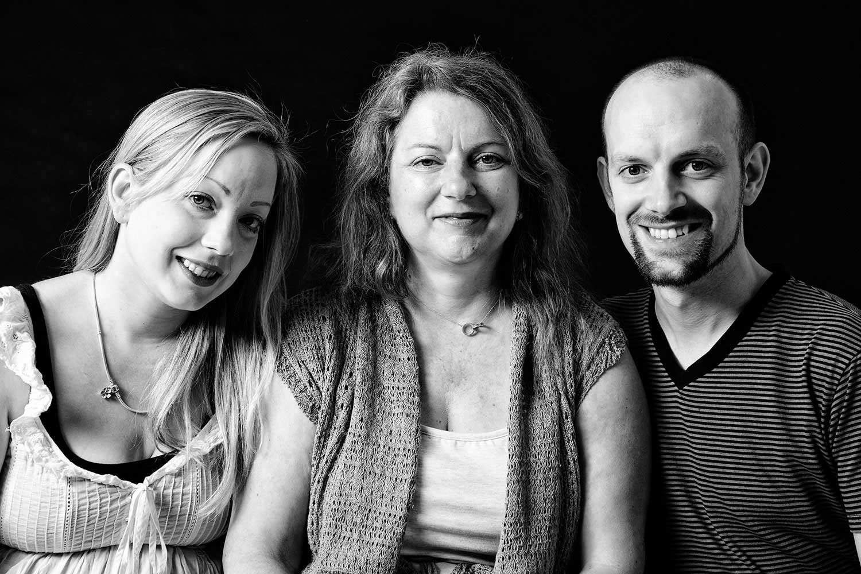 Family Portrait Studio 0033