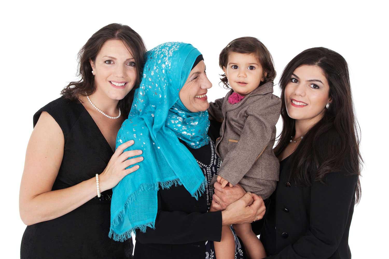 Family Portrait Studio 0034