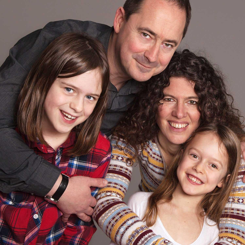 Family Portrait Studio 0038