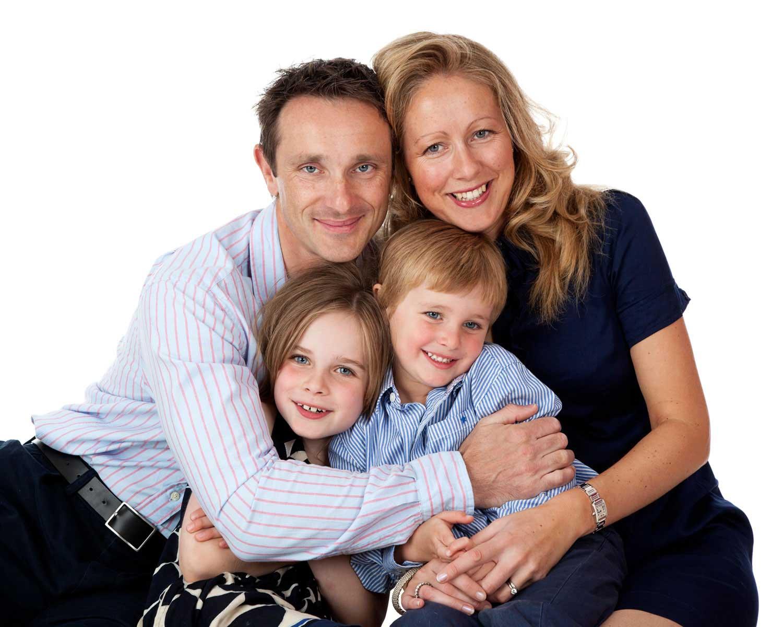 Family Portrait Studio 0053