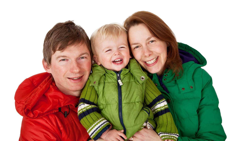 Family Portrait Studio 0056