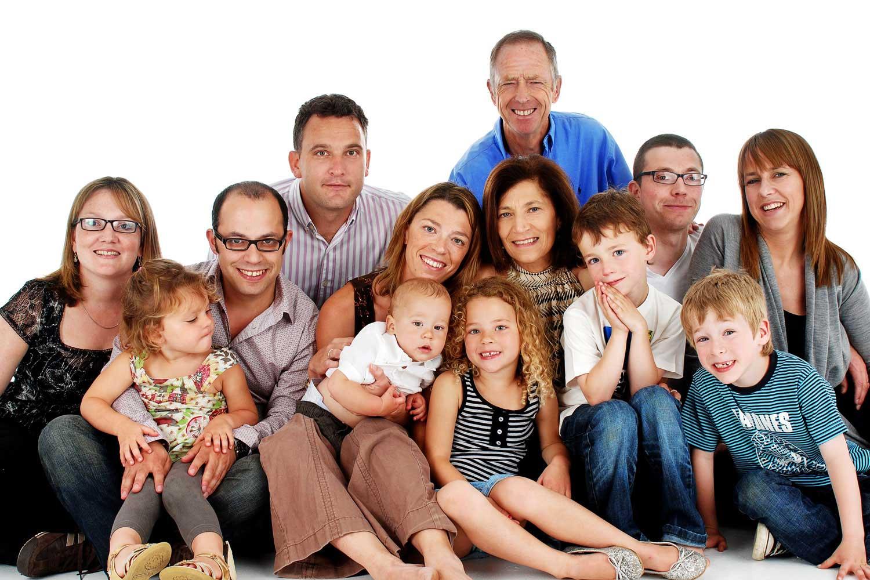 Family Portrait Studio 0071