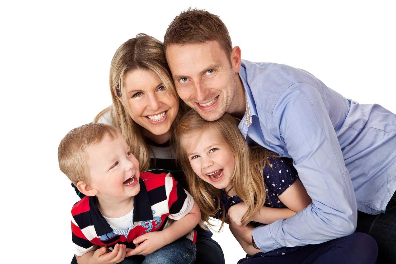 Family Portrait Studio 0073