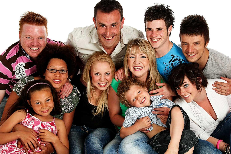 Family Portrait Studio 0076