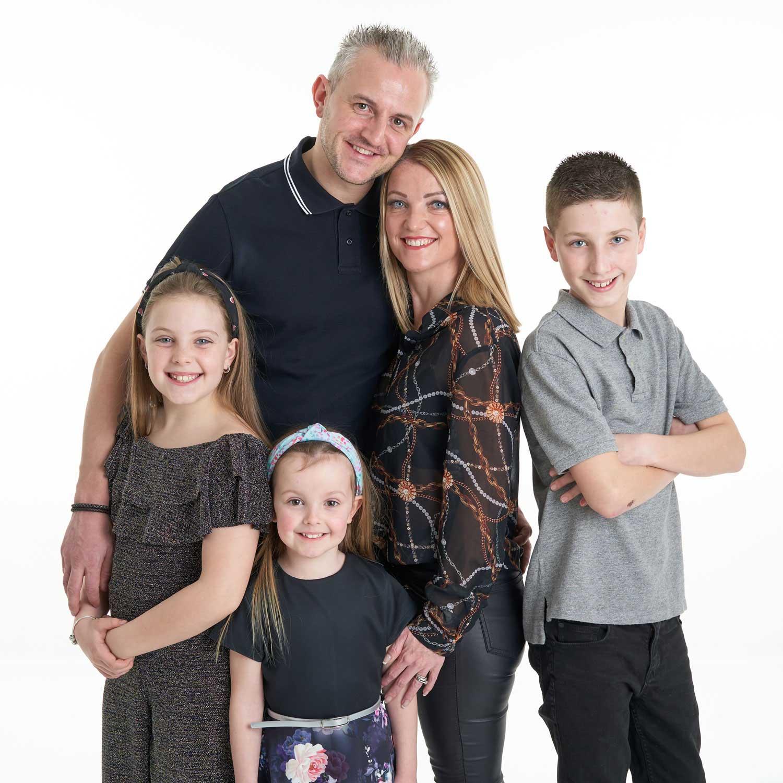 Family Portrait Studio 0079