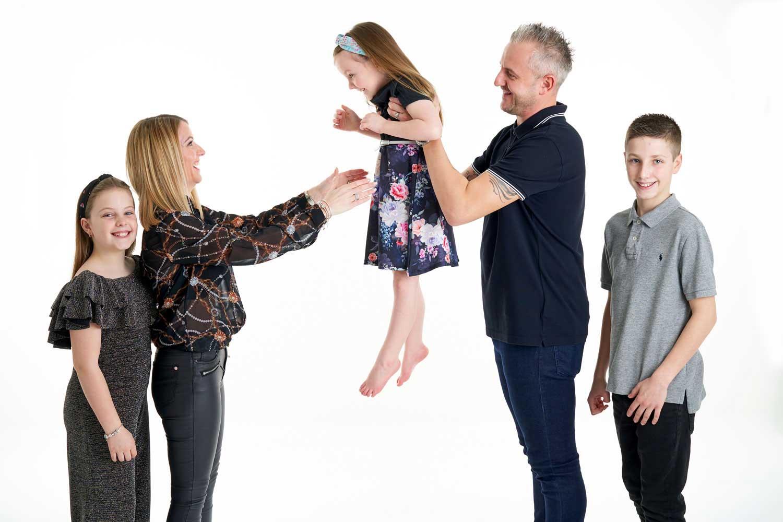 Family Portrait Studio 0080