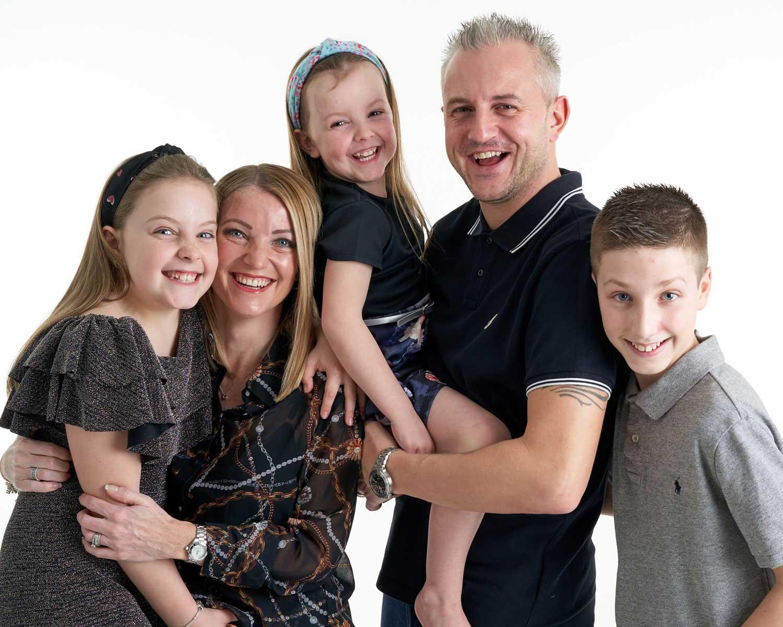 Family Portrait Studio 0086