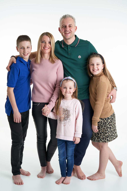 Family Portrait Studio 0088
