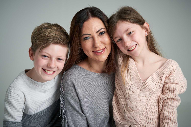Family Portrait Studio 0098