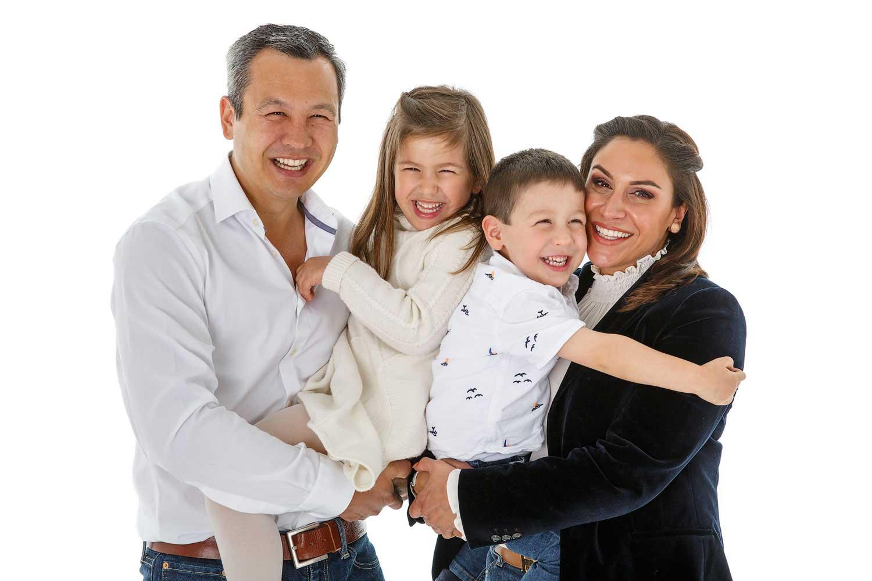Family Portrait Studio 0120