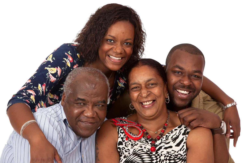 Family Portrait Studio 0009