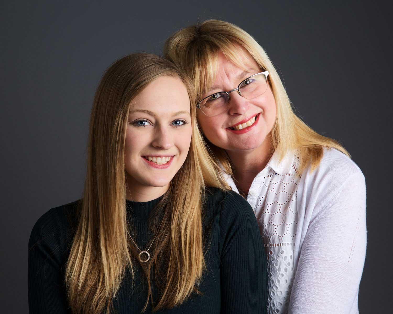 Family Portrait Studio 0115