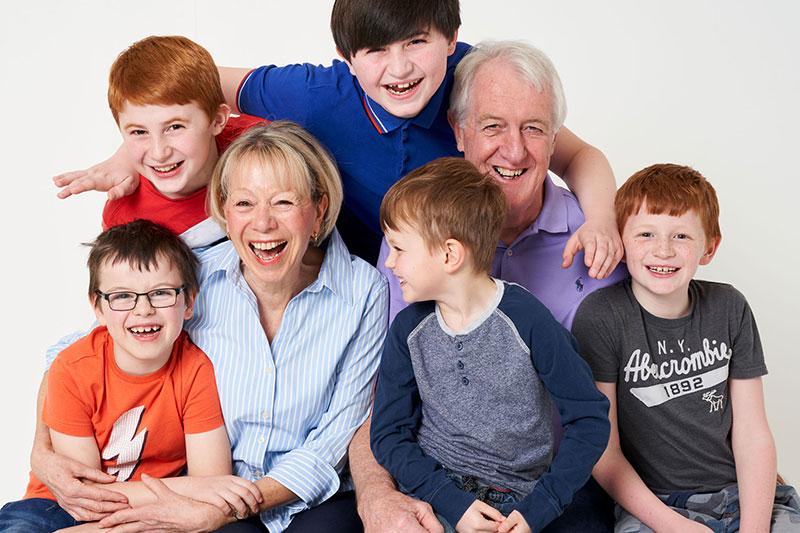 Family Portrait Studio small