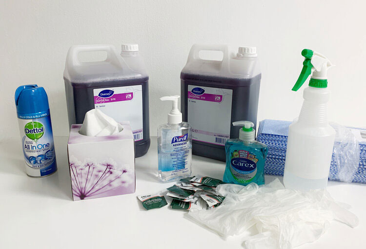 Adam Hillier Cleaning Solutions